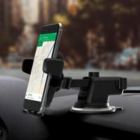 PEGANGAN MOUNT CAR PHONE HOLDER JEPITAN HP MOBIL SILICON SUCKER