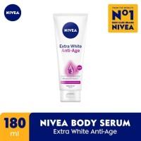NIVEA Body Serum Extra White Anti Age 180 ml