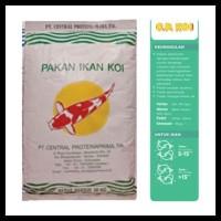 CP Petfood Pakan Koi Fish Food 5mm - 10kg