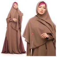 Aulia Fashion Gamis Wanita Premium Khadijah Signature