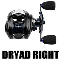 B9TH0GBK Seaknight DRYAD Baitcasting Reel Pancing 7.6:1 12 Ball Bearin