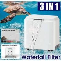 Turtle Low Water Filter / Filter air kura kura ikan