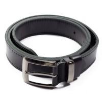 Ikat Pinggang Pria Gesper Sabuk Kulit Asli Leather Belt LB-Bk01