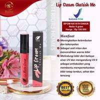 SR12 Lip Cream Matte - Red Pink Nude - Lipstick Dengan Sentuhan Matte - Cherish Me