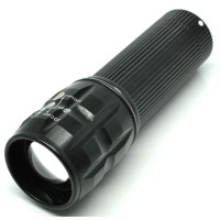 Senter LED Flashlight Cree Q5 2000 Lumens