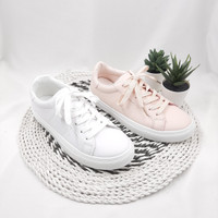 Otha Shoes By Laviola - Sneakers Wanita - H263 OLB WHITE-SALEM