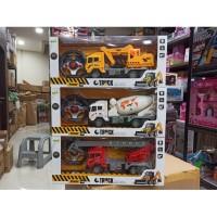 Mainan Remote Control Truck 3 model