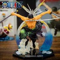 Zoro FZO Battle SHFiguarts Zero Bandai Roronoa Action Figure One Piece