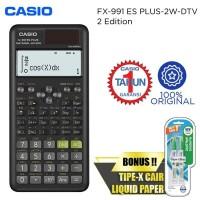 CASIO CALCULATOR FX 991 ES PLUS-2