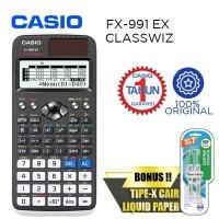 CASIO CALCULATOR FX 991 EX