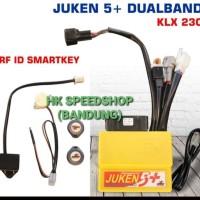 ECU BRT JUKEN 5+ DUALBAND KLX 230 SPEEDO - RF ID SMARTKEY