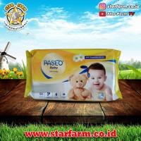 Paseo Baby Wipes Tissue Basah Bayi 50 Sheets - Star Farm