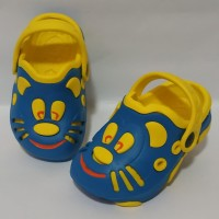 Baby Shoes and Kids S19-24|6M-2Y Karakter Kucing Cat Merk Dulux