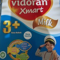 Vidoran Xmart 3+ Vanila 725gr