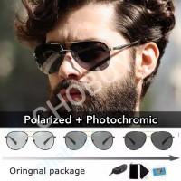 kacamata Anti silau Photochromic polarized UV 400 143