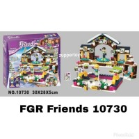MAINAN CEWEK LEGO FRIENDS 10730
