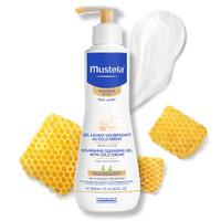 Mustela Nourish Cleansing Gel w/ Cold Cream 300ml
