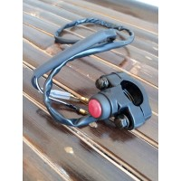 Tombol Stater Universal KTM Husqvarna YZ KLX CRF Switch Starter