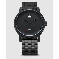 Jam Tangan Analog Pria Adidas District SM1 All Black - Z2400100