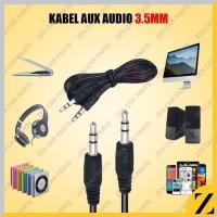 Kabel Jack Audio 3,5mm Colokan Musik Car Male