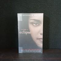 Novel the twilight saga Eclipse stephenie meyer