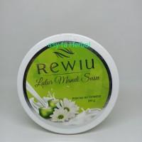 Lulur Susu Kambing Rewiu Original