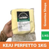 Keju mozarella 1 kg/ mozarella perfetto 1kg