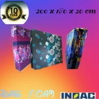 Inoac kasur busa 200*180*20cm(asli garansi resmi 10th)