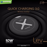Hippo LEV Desktop Wireless Charger Fast Charging 10 W