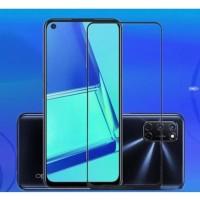 Tempered Glass Vivo Y30 Full Lem 9D - SC