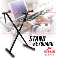 Alat Musik Stand Keyboard Double Untuk Semua Piano Anak Anak 049-8