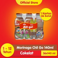 Chil Go Chocolate 6x140ml (6 banded)