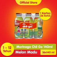 Chil Go Melon Madu 6x140ml (6 banded)