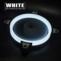 aigo Ring 12CM White LED Case Fan