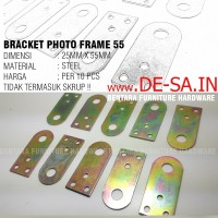 Bracket Photo - Braket Foto Figura Lukisan