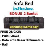 Sofa Bed Inthebox In The Box ukuran 100x200x25 cm