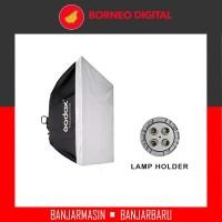 Godox TL-4 Softbox + Lamp Holder