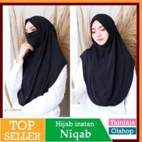 jilbab instan niqab hijab cadar terbaru