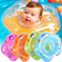Neck Ring Bayi / Pelampung Renang Anak /Ban Leher Baby Neckring - Hijau