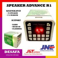 speaker advance R1 buat hafalan Alquran