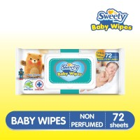 Sweety Baby Wipes Non Perfumed