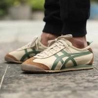 Sneakers couple sepatu pria wanita murah / onitsuka tiger mexico 66