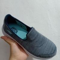 Sepatu Skechers Slip On Gowalk GogaMax Anak Perempuan Original 100%
