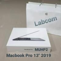 Macbook Pro 13 Touchbar 2019 MUHP2 SSD 256GB Brand New Sealed