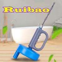 Pipe Cleaner 10 Meter / Drain Pembersih Saluran Pipa Mampet