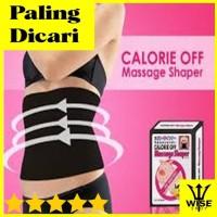 Calorie Off Waist / Korset Shaper Perut / Alat Pelangsing Perut