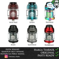 RTA Zeus X 100% Authentic | RTA ZeusX Original