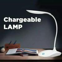 lampu LED meja belajar dengan 3 mode sentuh