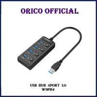 ORICO W9PH4 4 Port Portable USB 3.0 HUB 4Port