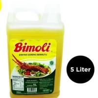 minyak goreng bimoli 5 liter
